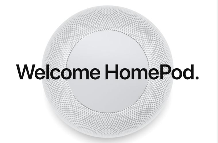 HomePod – ไม่ใช่แค่ลำโพง